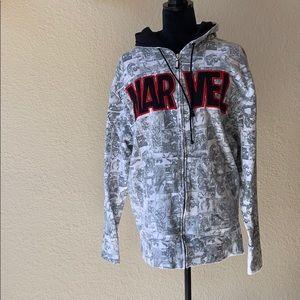 Universal Studios Marvel sweatshirt hoodie mens L